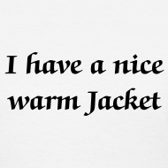 Design ~ 2 Sided Nice warm Jacket, Where's yours? - Women
