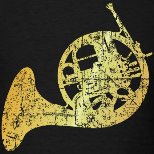 French Horn (Ancient Gold)