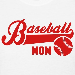 Baseball MOM T-Shirt RW - Women's T-Shirt