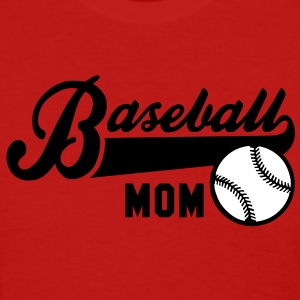 Baseball MOM 2C T-Shirt BR - Women's T-Shirt