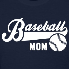 Baseball MOM T-Shirt WN