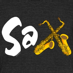 White Sax T-Shirts - Unisex Tri-Blend T-Shirt by American Apparel
