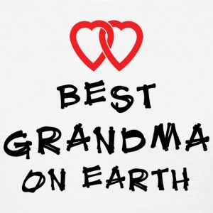 Best Grandma T-Shirt - Women's T-Shirt