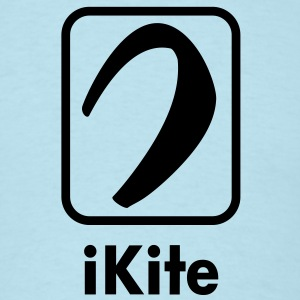 i_kite_kite_vec_2 T-Shirts - Men's T-Shirt