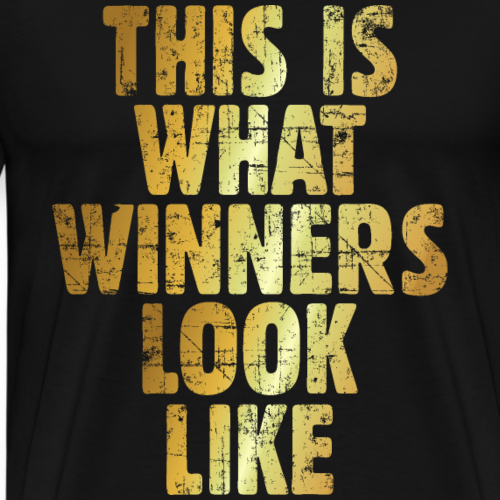 This is what winners look like (Ancient Gold)