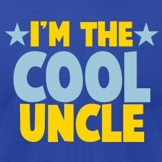 I'm the COOL uncle! T-Shirts