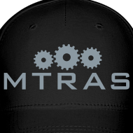 Design ~ MTRAS Baseball Hat - Metallic Silver