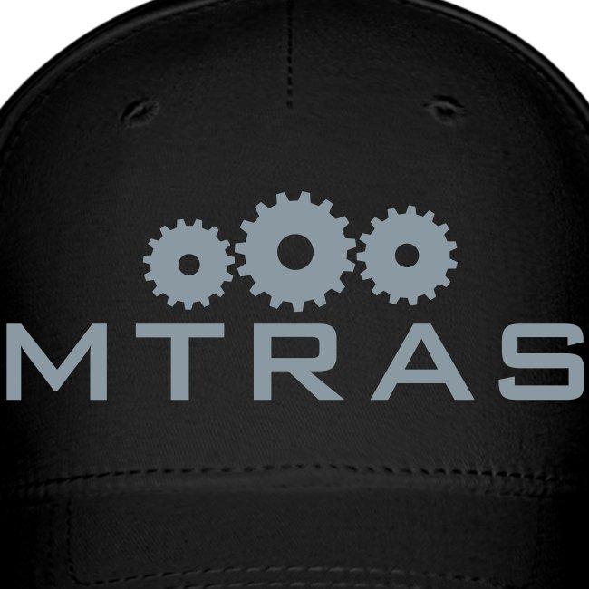 MTRAS Baseball Hat - Metallic Silver