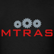 Design ~ MTRAS Control The Robots Metallic Silver & Red