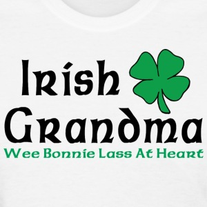 Irish Grandma T-Shirt - Women's T-Shirt