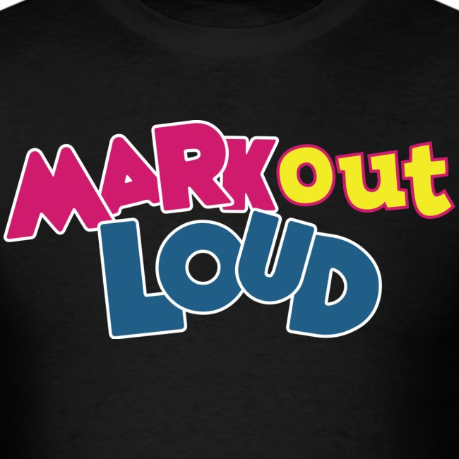 Mark Out Loud Logo