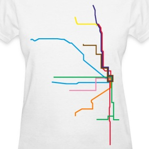 Subway - Women's T-Shirt