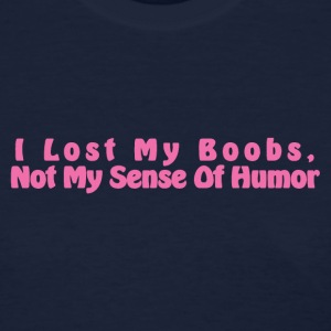 I lost my boobs... - Women's T-Shirt