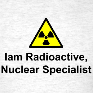 Iam Radioactive T-Shirt - Men's T-Shirt
