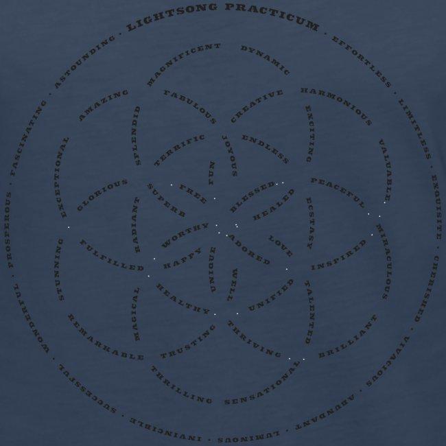 LightSong Lotus Women's Long Sleeve