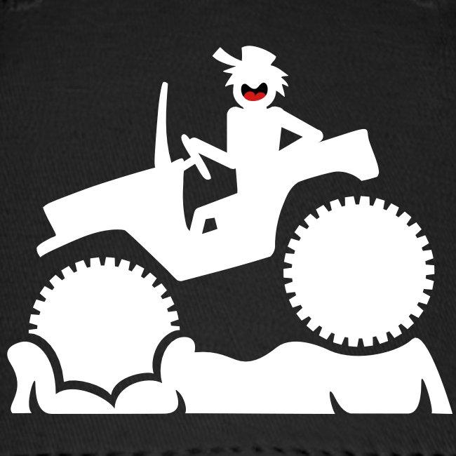 872b57b5307 Jeep Mud Boggin Baseball Cap