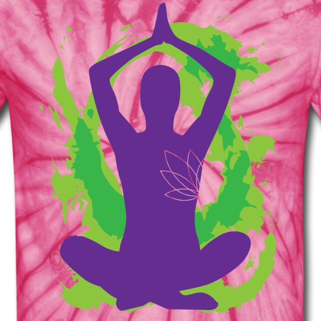 Yoga - Peace. Love. Be the Change!