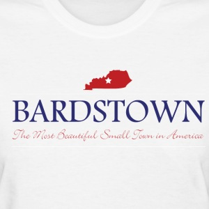 Bardstown - Most Beautiful Small Town in America Women's T-Shirts - Women's T-Shirt