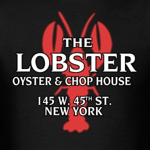 The Lobster - Men's T-Shirt