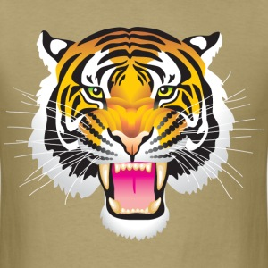 Tiger T-Shirts - Men's T-Shirt