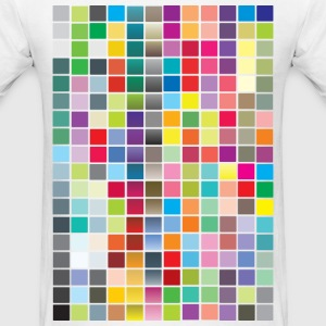 Color Squares T-Shirts - Men's T-Shirt