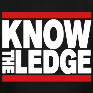 Know The Ledge - Men's Tall T-Shirt