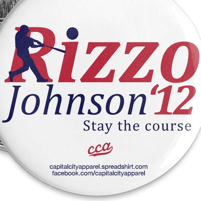 """Rizzo/Johnson 2012"" Buttons"