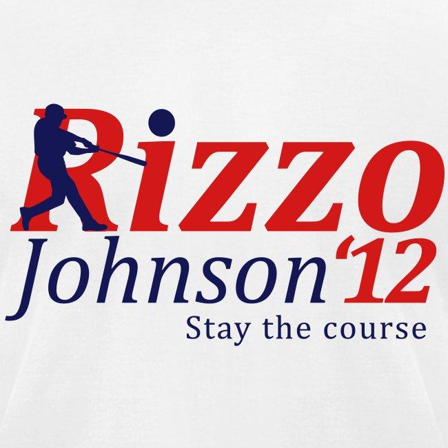 """Rizzo/Johnson 2012"" Tee"