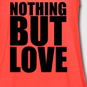 KCCO - Nothing But Love Tanks - Women's Flowy Tank Top by Bella