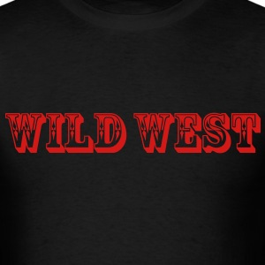 Wild West T-Shirts - Men's T-Shirt