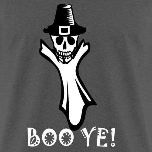 Rock Halloween Ghost