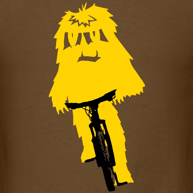 Yeti Monster Bike