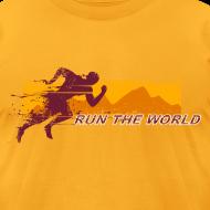 Design ~ Run the World T-shirt