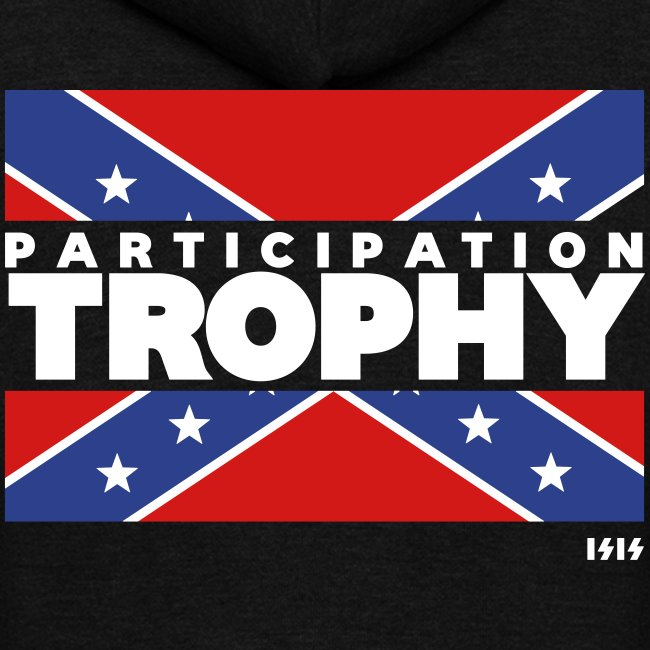 Participation Trophy - Confederate Flag