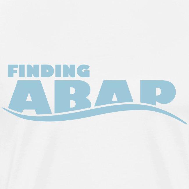 Front: Finding ABAP / Back: Finding HANA