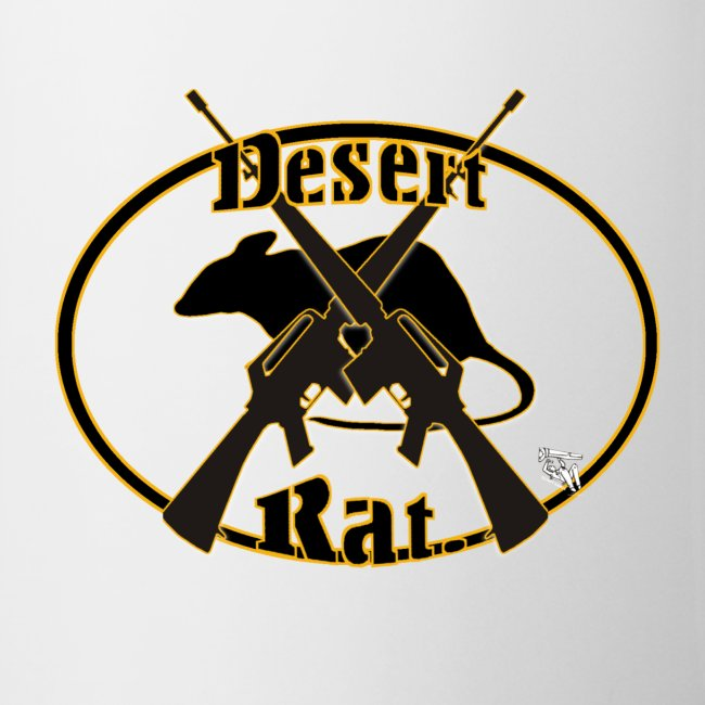Desert Rat Coffee Cup