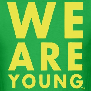 WE ARE YOUNG - Men's T-Shirt
