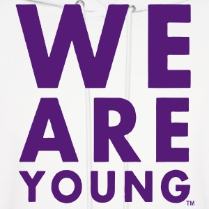 WE ARE YOUNG Hoodies - Men's Hoodie
