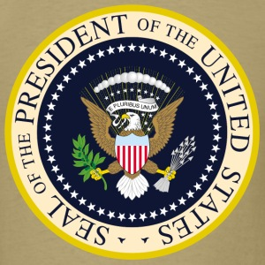 Presidential Seal T-Shirts - Men's T-Shirt