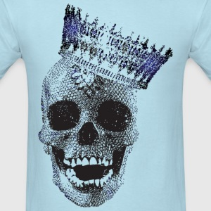 Skull and Crown T-Shirts - Men's T-Shirt