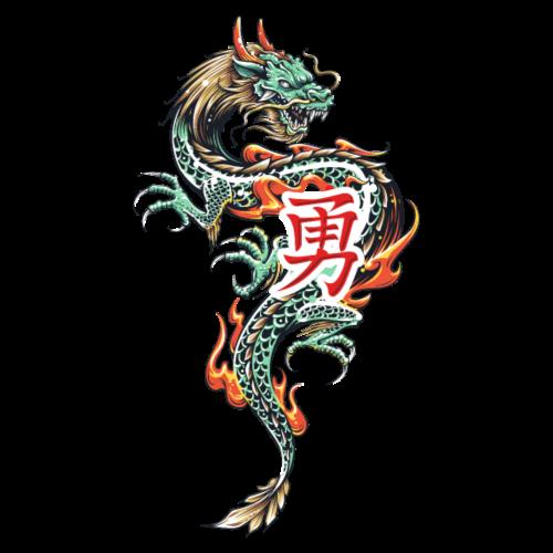 Dragon - Courage