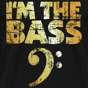 I'm the Bass (Ancient Gold)