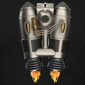 Jet Pack Shirt - Men's T-Shirt