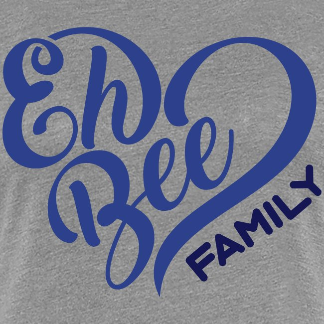 Eh Bee Heart Women's Premium Tee
