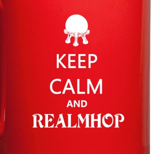 Keep Calm and Realmhop