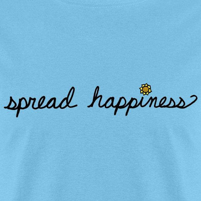 Spread Happiness Men T-Shirt