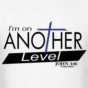 Another Level - Men's T-Shirt