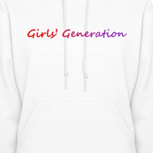 Girls Generation Hoodies - Women's Hoodie