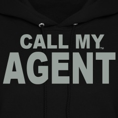 CALL MY AGENT Hoodies