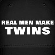 Design ~ Real Men Make Twins